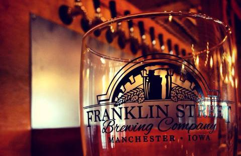 Franklin Street Brewing in Manchester