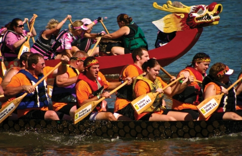 Dubuque Dragon Boat Festival