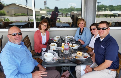 Board of Directors at Hop30 in Coralville