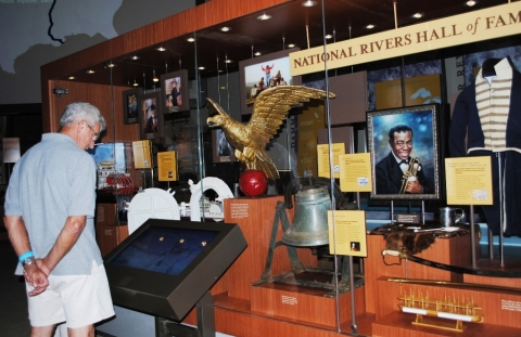 National Mississippi River Museum in Dubuque