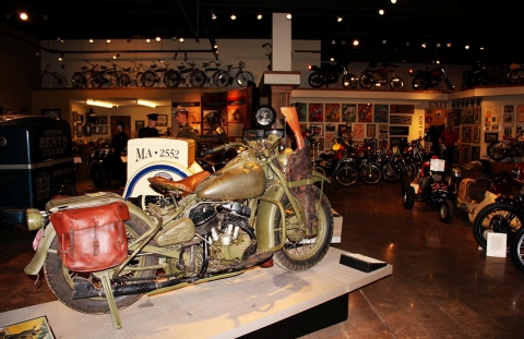 National Motorcycle Museum in Anamosa
