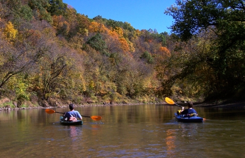 Jones County Canoeing