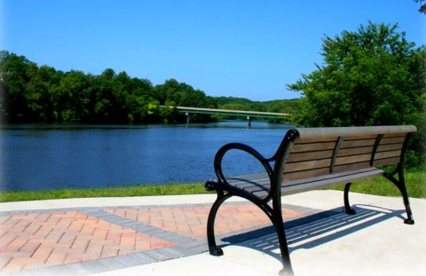 Linn County Conservation Bench